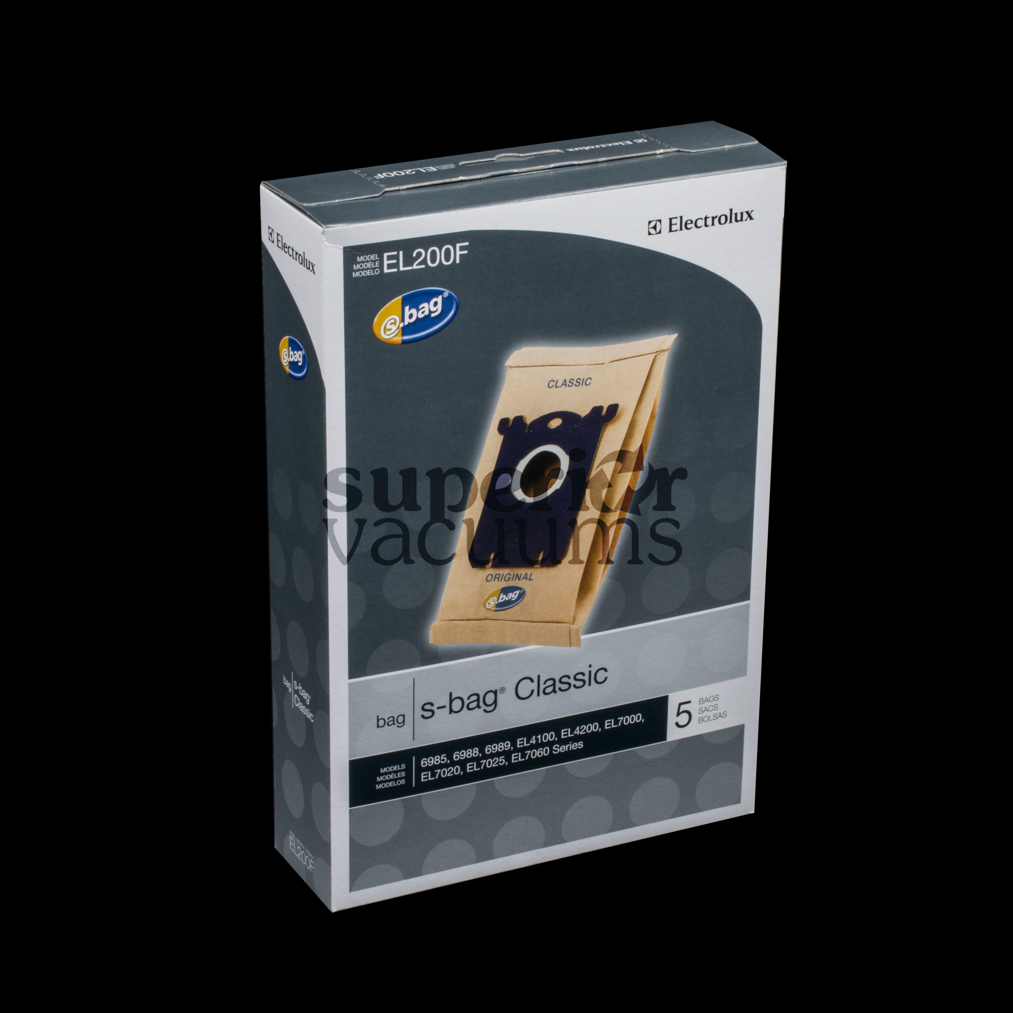 Electrolux Harmony Style S Paper Bag 5 Pack