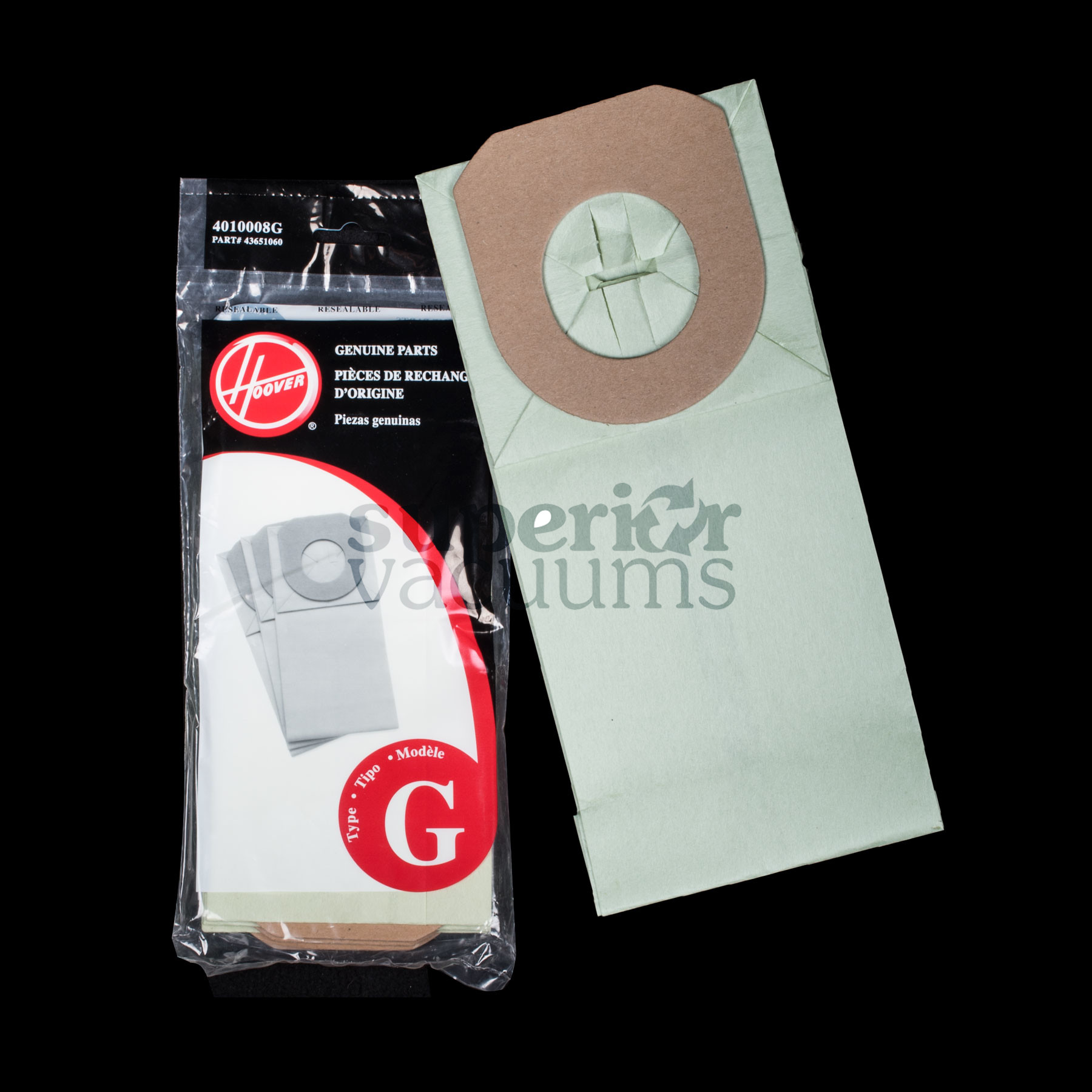 Paper Bag G And F Handivac Pixie 3 Pack