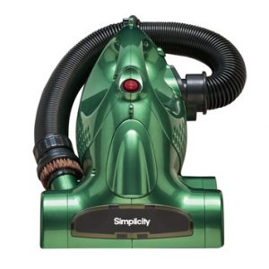 Spruce Hand Vacuum Bagless 2 Speed 845 Watt Motor