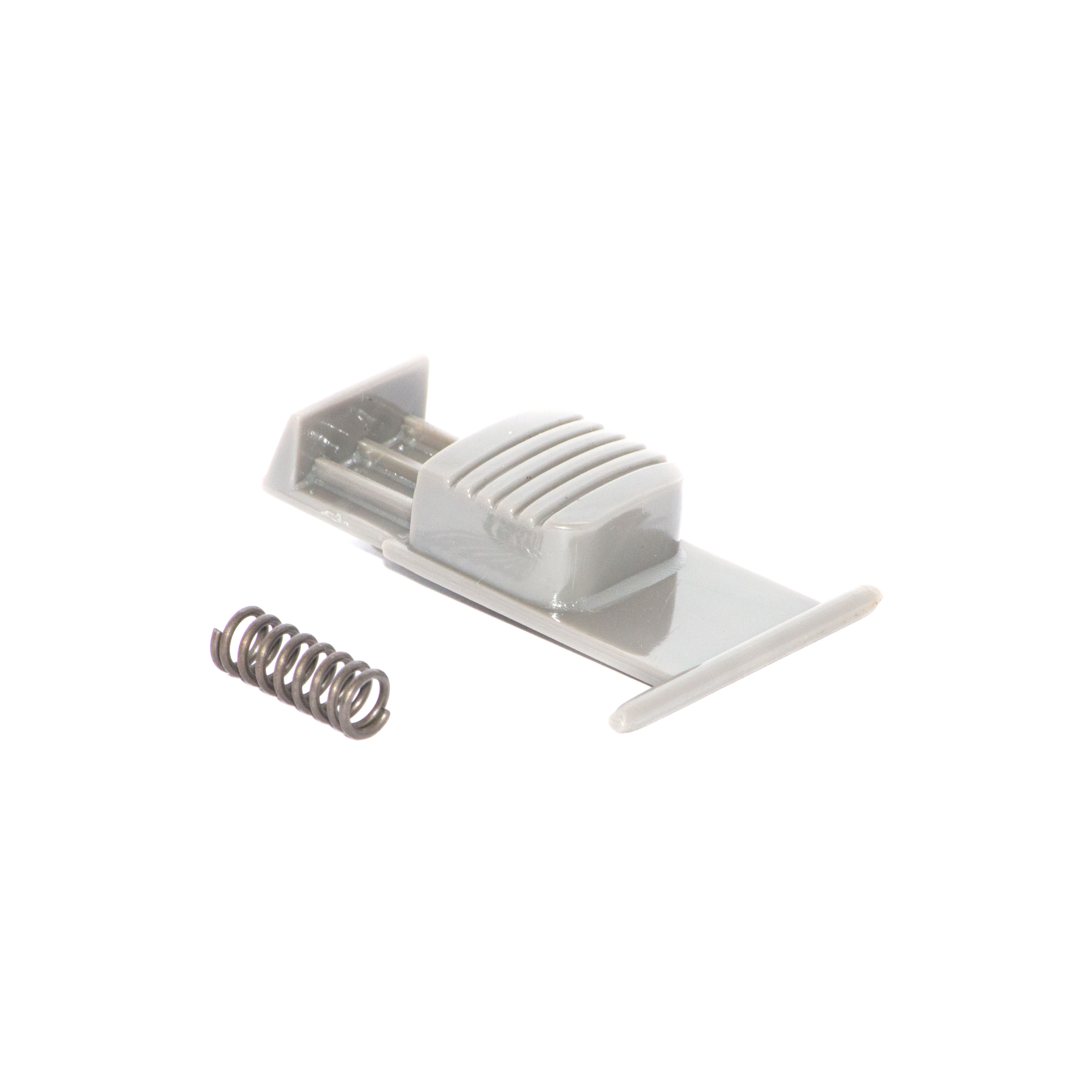 Latch And Spring For The Dust Compartmant On Model 701B 3 In 1 Stick Vacuum