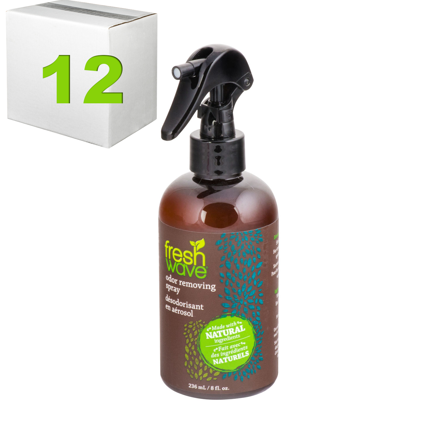 Wave Home Spray 8Oz. Case Of 12