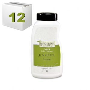 Wave Carpet Shake 6 Oz Case Of 12