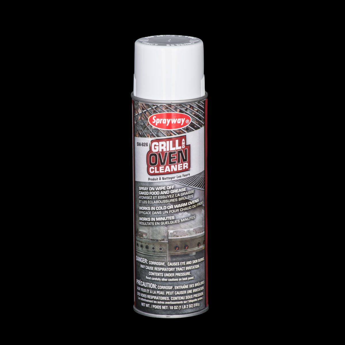 Grill & Oven Cleaner 20Oz Can Case Of 12