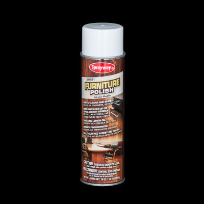 Furniture Polish Cleans & Polishes 20Oz Can Case Of 12