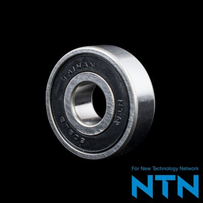 Ntn 8Mm Black Rubber Seal High Speed For Ametek Lamb Motors Up To 32,000 Rpm