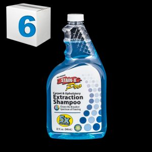 Pro Carpet Extraction Shampoo 32Oz Case Of 6