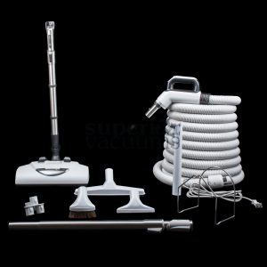 Central Accessory Kit With Wessel Ebk360 Power Nozzle