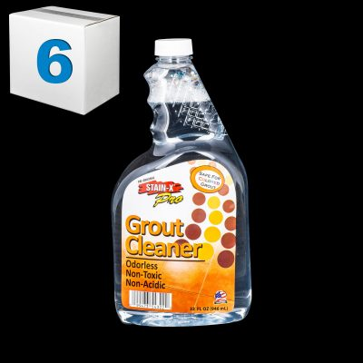 Pro Grout Cleaner 32Oz Case Of 6