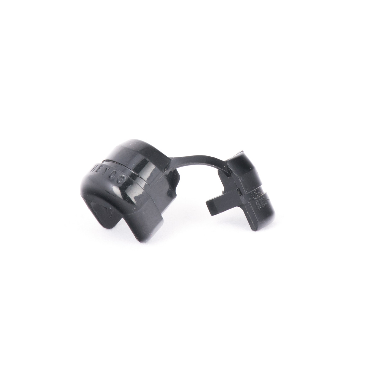Relief 3 Wire Split Plastic Black