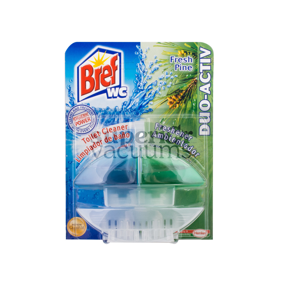 Bref Duo-Activ Toilet Cleaner And Freshener Pine 60Ml