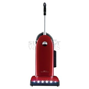 Radiance Upright Vacuum Red Rad Tandem Air System