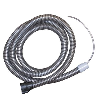 Hose 43436011 For Steam Vac Model F5892-900 F5873 F5837 F5881-900 F5896 Gray 38671084 F6030 **No Handle End** F5907