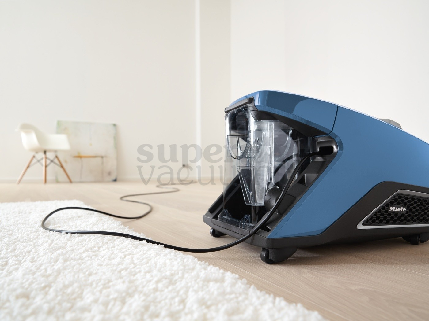 Miele Blizzard Total Care Canister Vacuum CX1