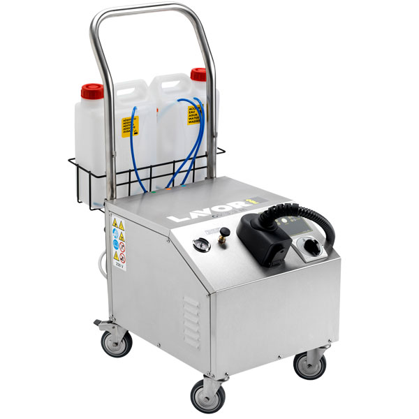 GV 1.8 Steam Cleaning System with Complete Accessory Package